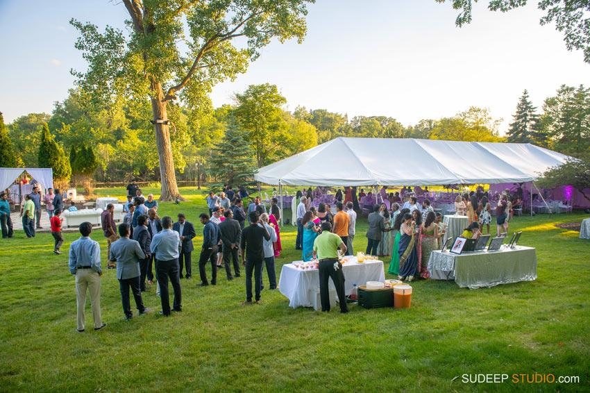 Senior Graduation Party Decorations Tent Setup by SudeepStudio,com Ann Arbor Senior Pictures Photographer