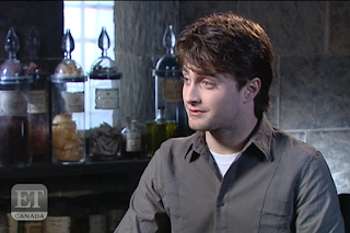 Archive video: ET Canada interview (2009)
