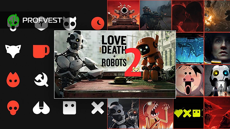 Любовь, смерть и роботы 2021 год актеры сюжет и рейтинги фильма