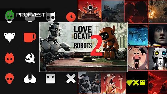 Любовь, смерть и роботы 2 сезон (2021 год) – актеры, сюжет и рейтинги сериала