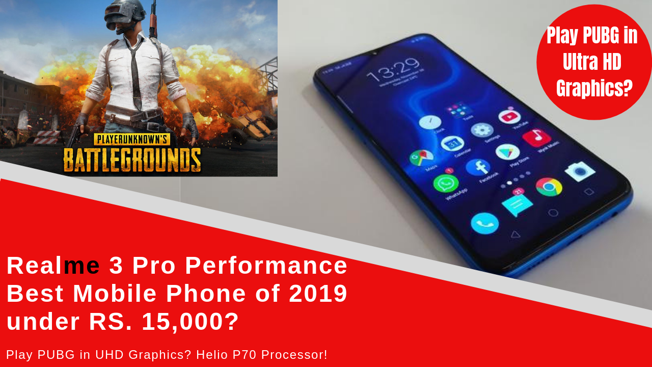 Best Phone To Play Pubg Mobile 2019