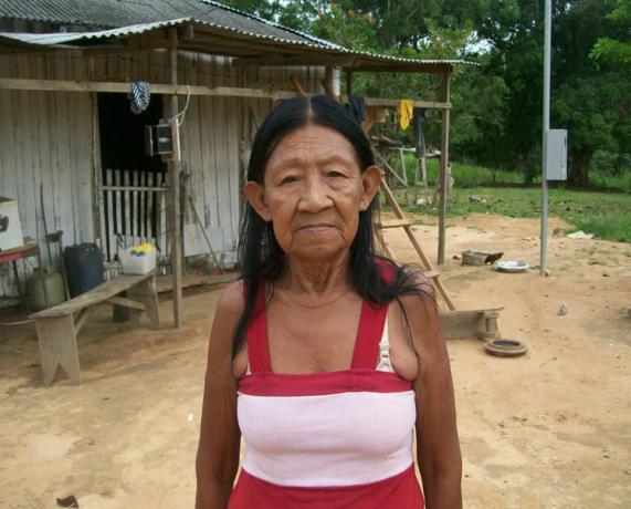 Após morte de filho, mãe indígena também morre de Covid-19 em RO