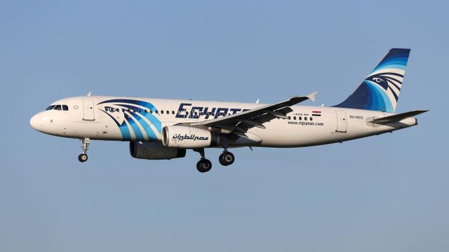 EgyptAir MS804 crash
