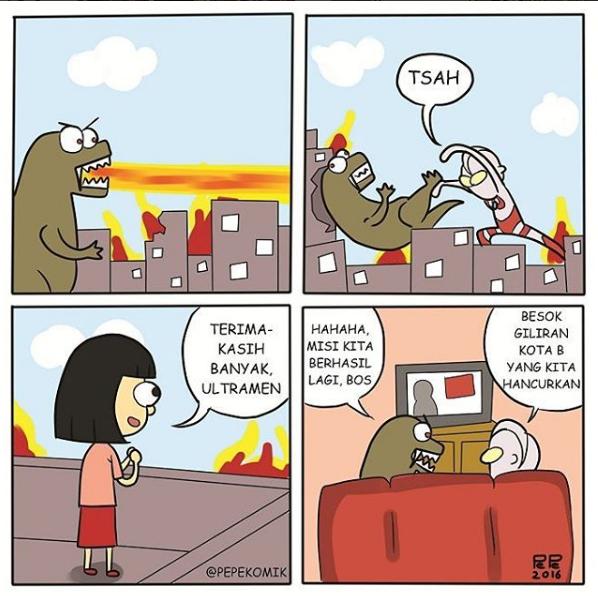 1010+ Gambar Kartun Lucu Bikin Ngakak Gratis Terbaik