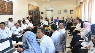 Dekatkan Pelayanan Ke Masyrakat, Pemrov NTB Genjot Revitalisasi Posyandu