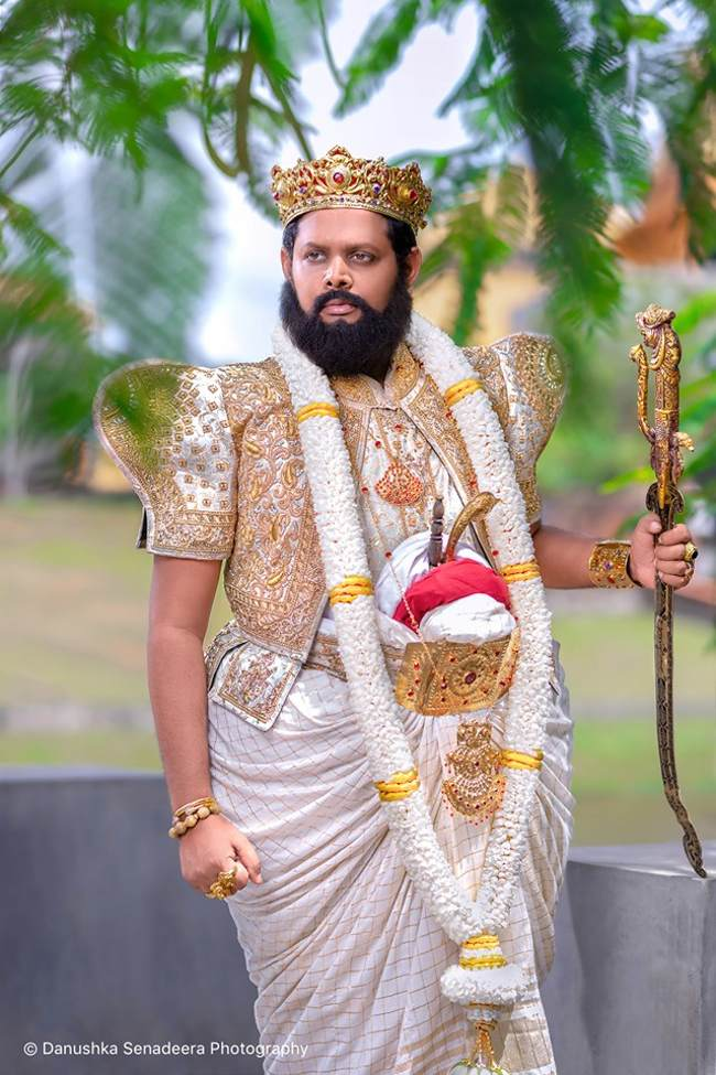 Chandimal Jayasinghe Royal Party 2019 - Pre shoot 1