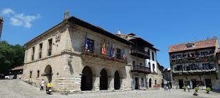 Ayuntamiento de Santillana del Mar.