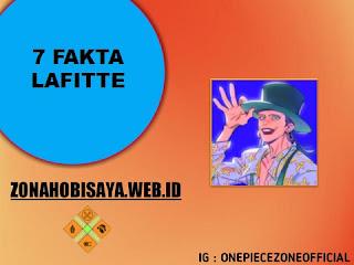 Fakta Lafitte One Piece