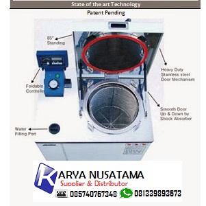 Jual Alat Steril Vertical Loading LAC-5040SD 40 Liter di Temanggung