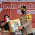 Jelang Peringatan Hari Kemerdekaan, Kapolda Jateng Panen Padi di Batang