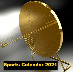 Sporting Events, Calendar 2021, World Cup, Big Championship, Olympic, Sports, Schedule Dates.