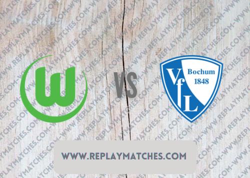 Wolfsburg vs Bochum -Highlights 14 August 2021