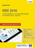 ISEE 2016. Aggiornato con la Legge 26 maggio 2016, n. 89