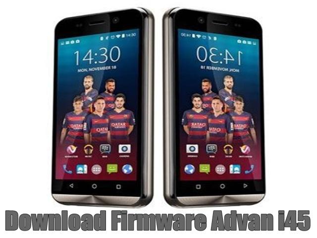Download Firmware Advan i45