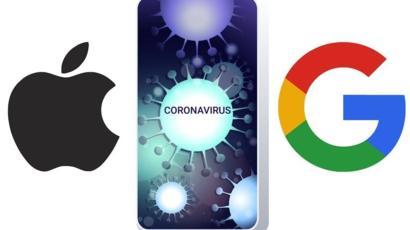 google ve apple görseli
