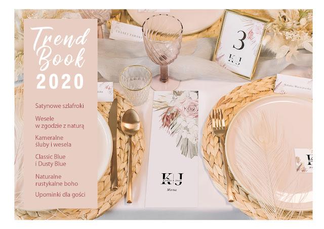 Trendbook ślubny 2020