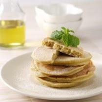 Resep Makanan Pancake Ubi