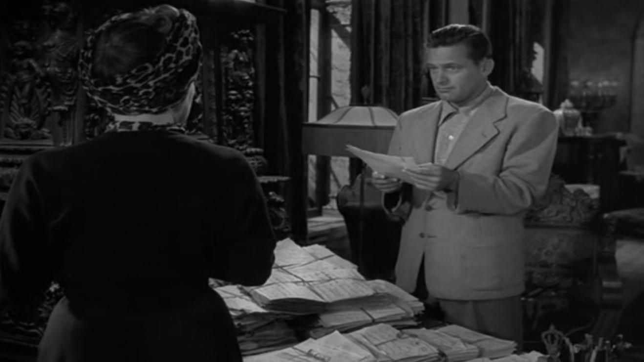 Film noir protagonist characteristics