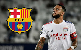 Barcelona Target Depay Expects Clubs To Show Interest In January Transfer Market