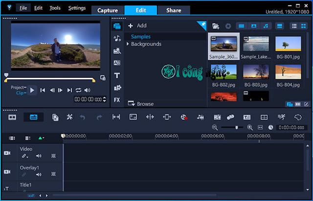 Corel VideoStudio 2021