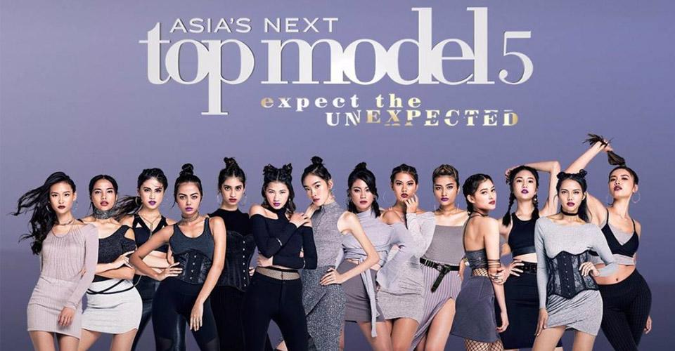 Asia's Next Top Model 5