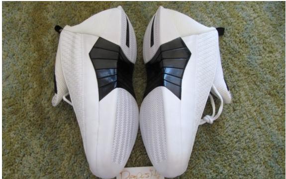 """timeless design fec88 b2813 MichaelJordanbloger: Air Jordan 15 """"White/Black"""" – 2000 ..."""
