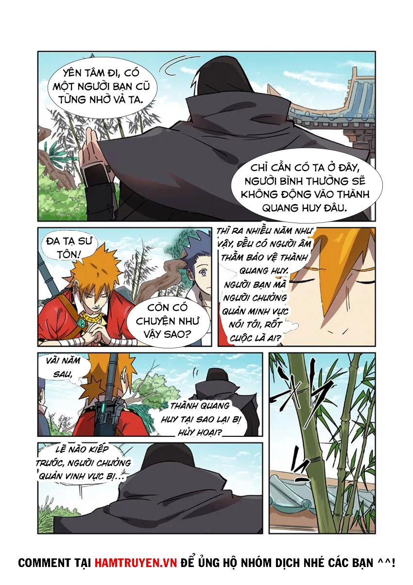Yêu Thần Ký chap 288 - Trang 5