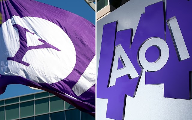 Yahoo and AOL, Early Internet Pioneers, Are Sold to Private Equity Firm