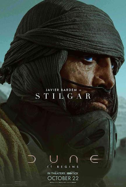Javier Bardem as Stilgar