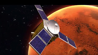 'Hope Mission' to Mars—By UAE