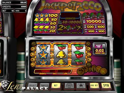 Online Slot Machine Games At Lenpalace