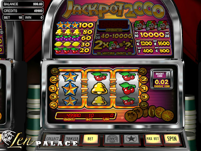 Online Slot Machine Games At Lenpalace.com