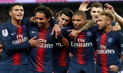تشكيلة المتوقعة باريس سان جيرمان ضد موناكو عبر سوفت سلاش