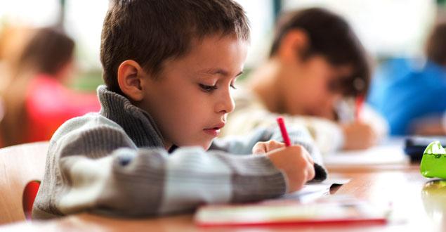 كيفية تحسين خط الطفل