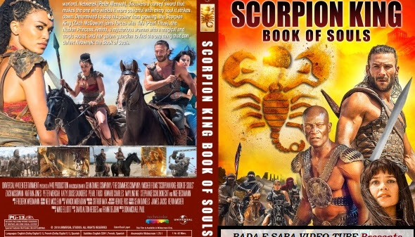 BAD-E-SABA Presents - Watch The Scorpion King Book of Souls Movie Online