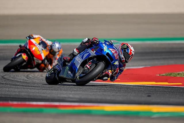 Alex Rins Aragon MotoGP