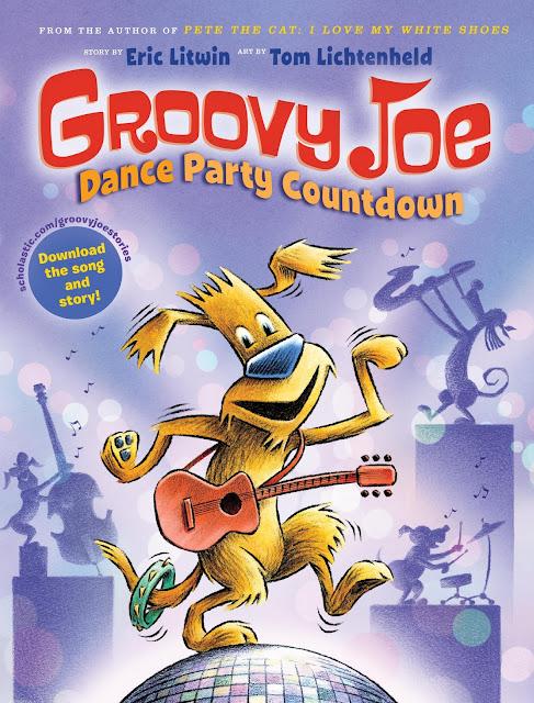 Groovy Joe Dance Party Countdown - 1