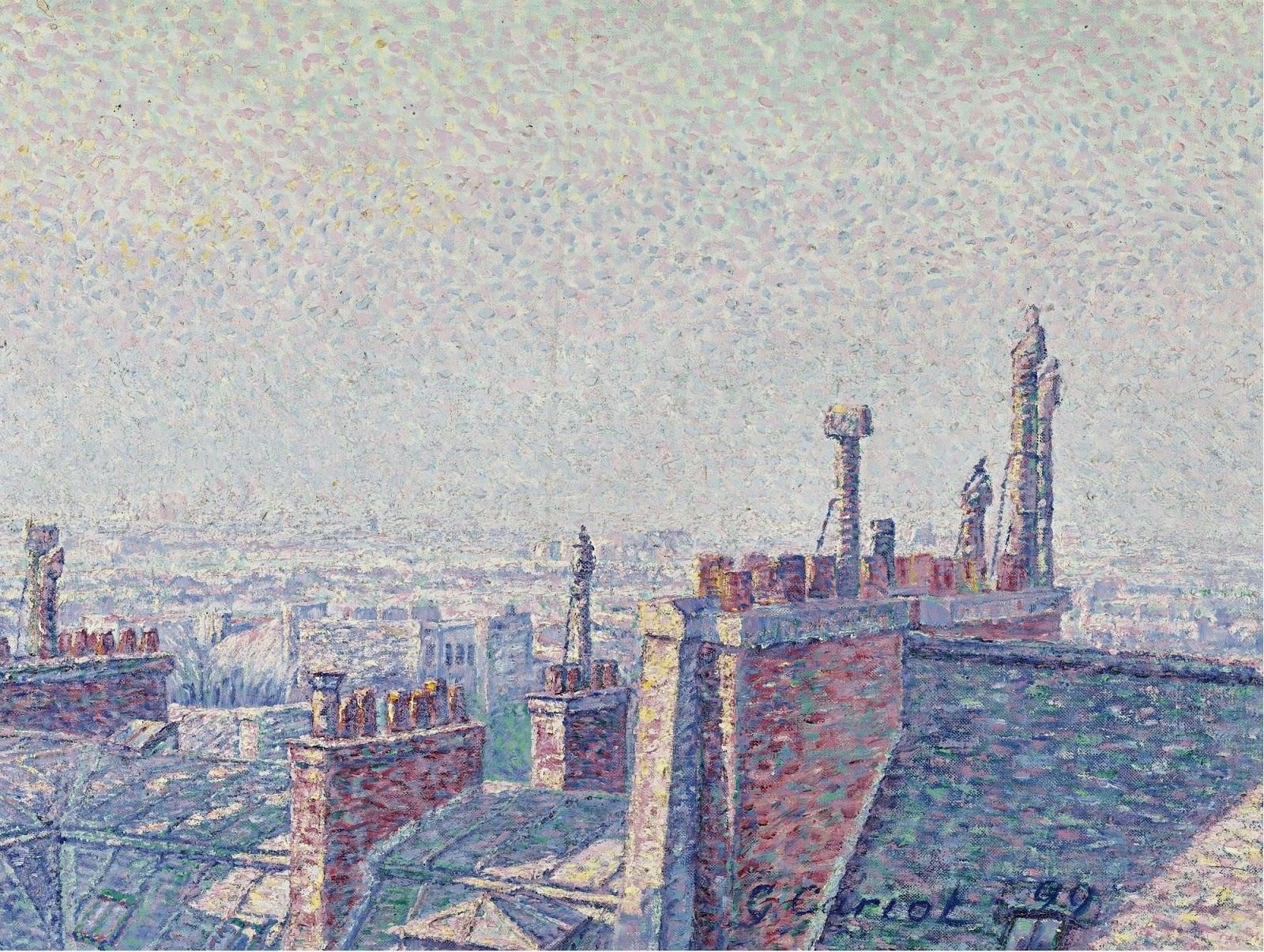 Gaston Cariot Neo Impressionist Painter Tutt Art