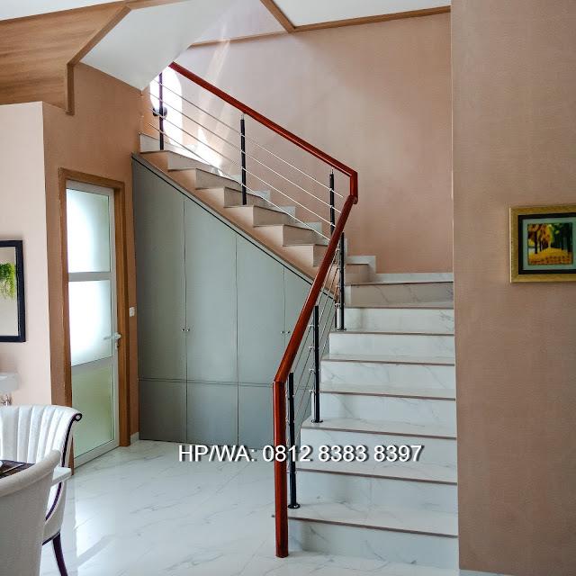 Tangga Rumah Mewah Termurah Siap Huni Villa Casa Royale Di Kompleks Royal Sumatera Medan Sumatera Utara