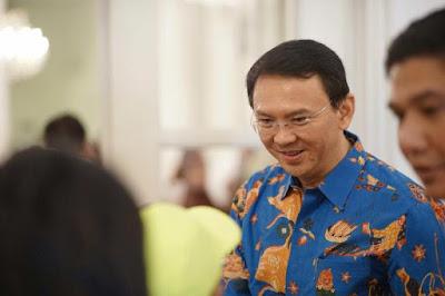 Ahok Ucapkan Selamat HUT DKI Jakarta, Semoga Semakin Bahagia Warganya
