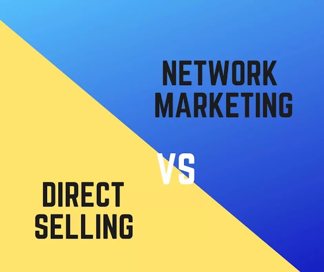 Difference Between Direct Selling And Network Marketing