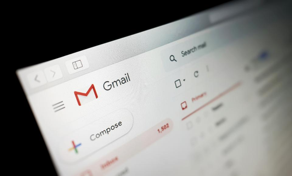 Warning Issued For Millions Of Google Gmail Users