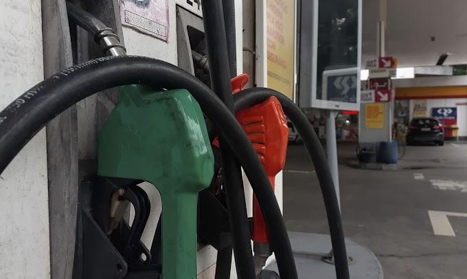 Economia: Gasolina sobe 5% a partir de hoje