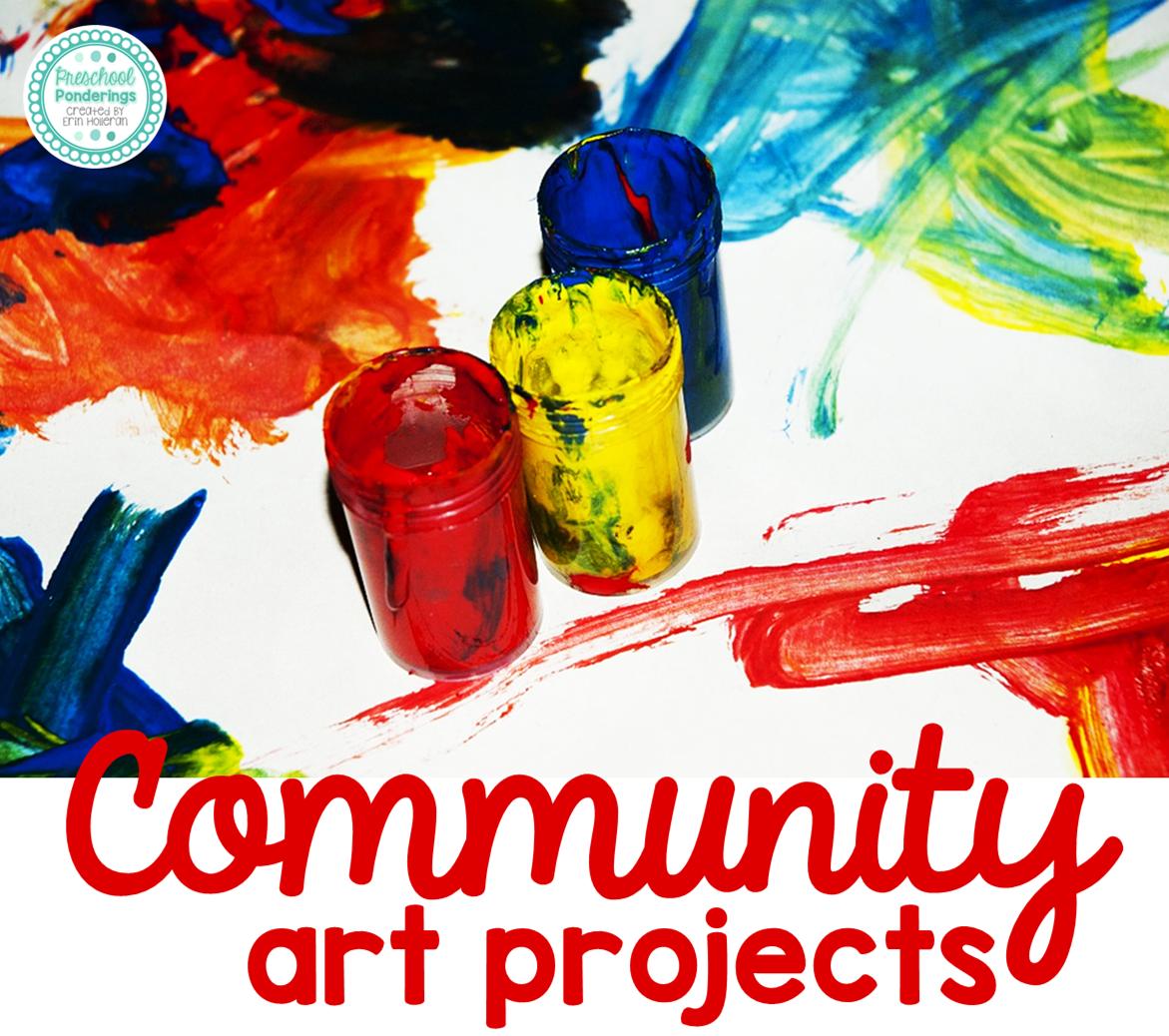 My Community Art Projects