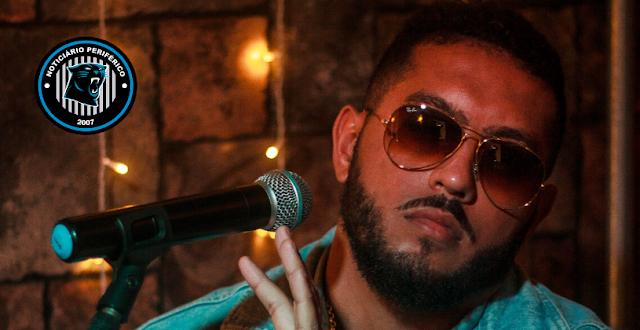 Alemar une o rap e o brega em homenagem a Reginaldo Rossi em novo EP