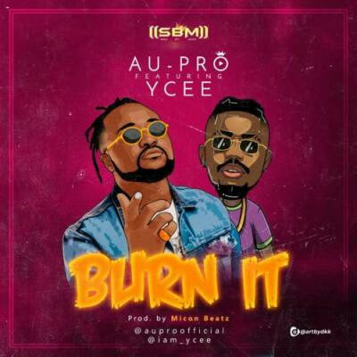 20190207 070427 MUSIC: Au-Pro ft Ycee - Burn It