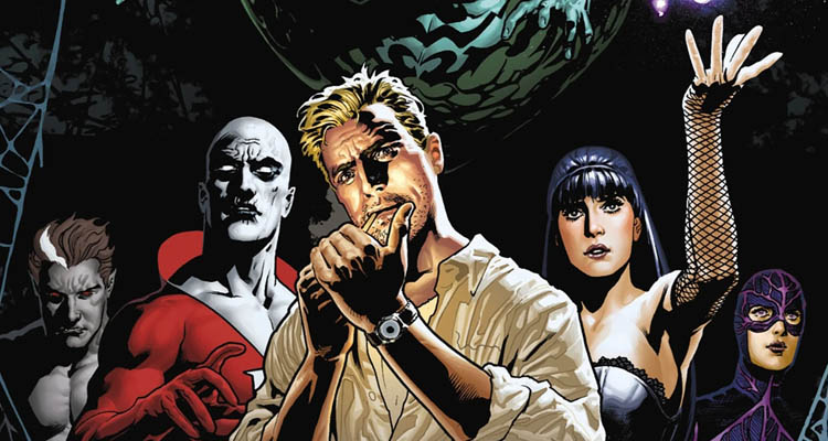 Dark Justice League