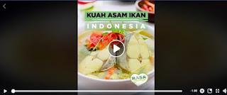 Kuah Asam Ikan