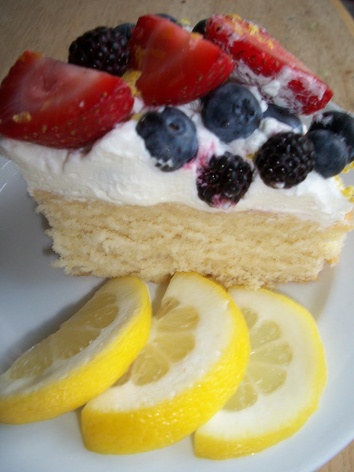 Parnell S Pantry Lemon Pound Cake With Limoncello Cream