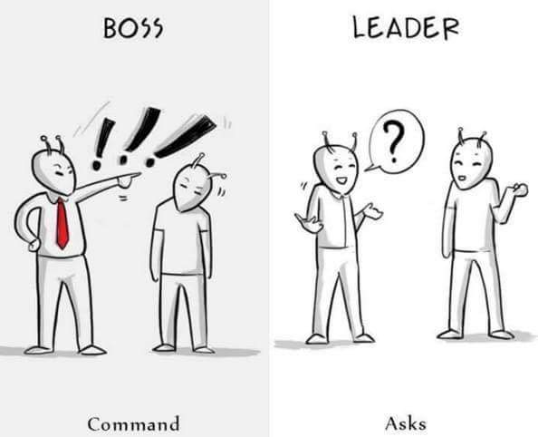Kayala: Boss and Leader Cartoons